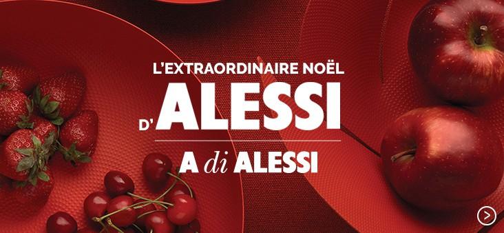L'extraordinaire quotidien d'Alessi