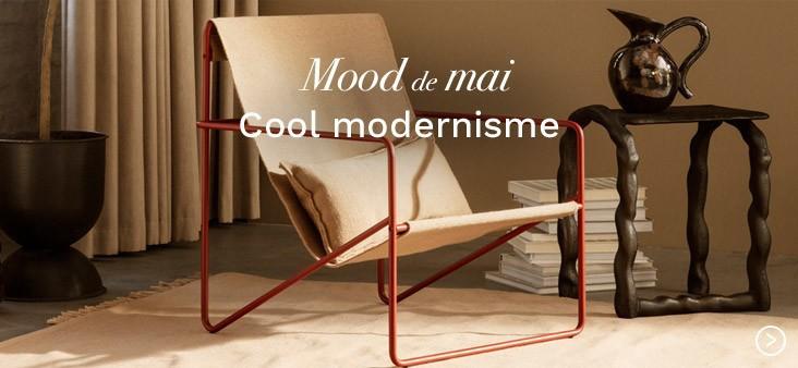 Mood de mai : Cool modernisme