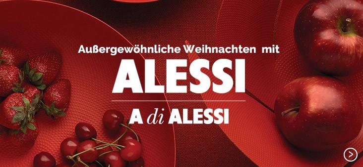 Besonderes zu Weihnachten von Alessi und A di Alessi
